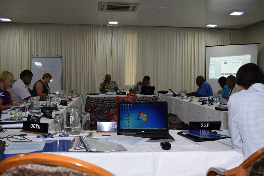 11 May 2015 - SPEITT Meetings -Suva 21