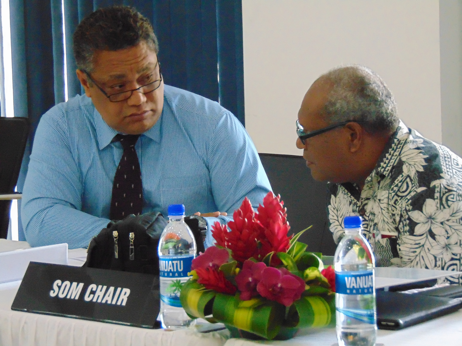 13 to 16 Oct 2015 - SOM  FMM Budget Meetings 14