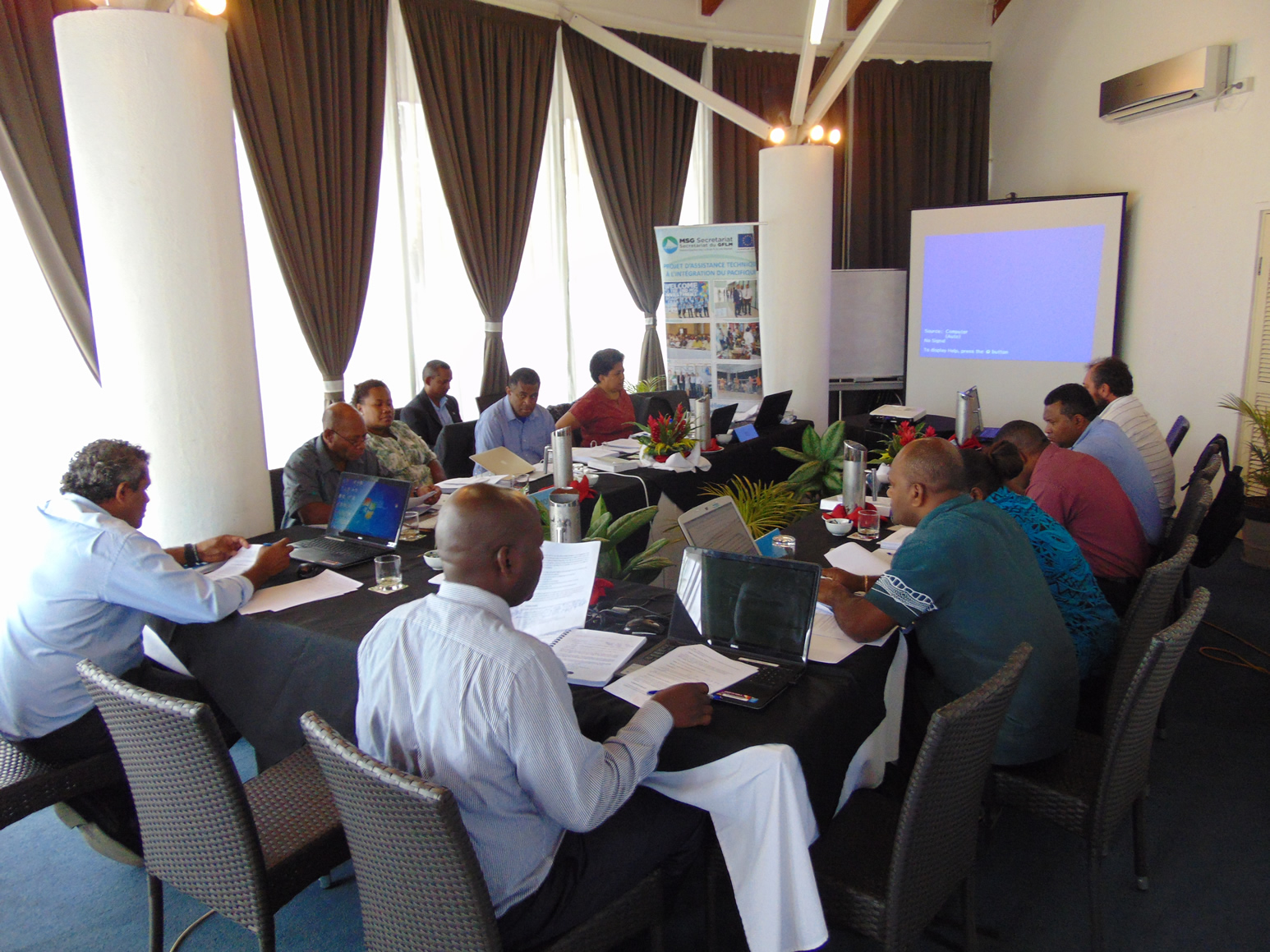 15 - 16 Oct 2015 - Trade Working Group - Port Vila 14