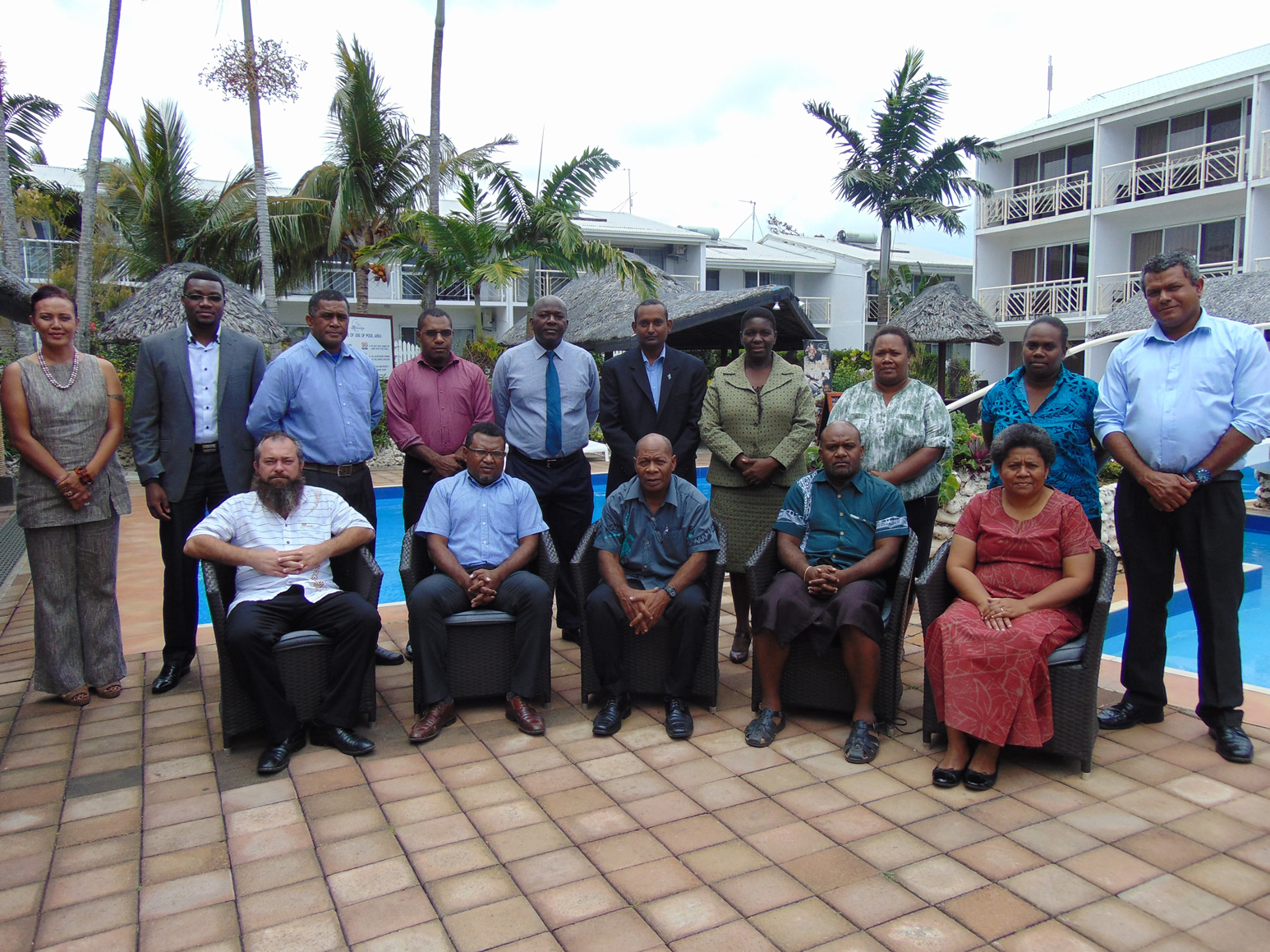 15 - 16 Oct 2015 - Trade Working Group - Port Vila 16
