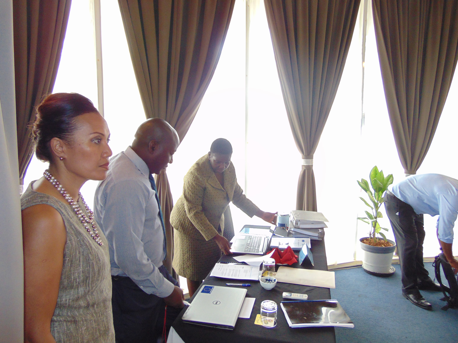 15 - 16 Oct 2015 - Trade Working Group - Port Vila 4