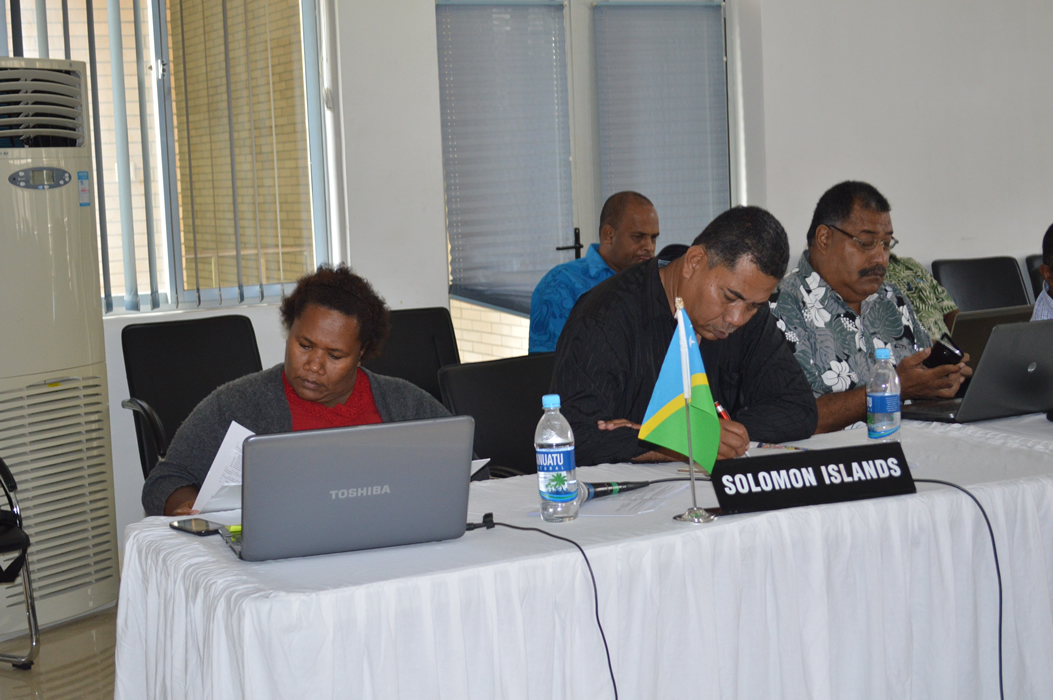 20 Apr 2015 - 10th SCLII Meeting in Port Vila 11