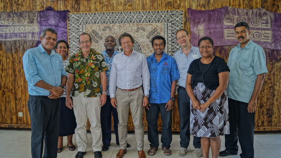 16 March 2016 - EU Ambassador to the Pacific Visit 10