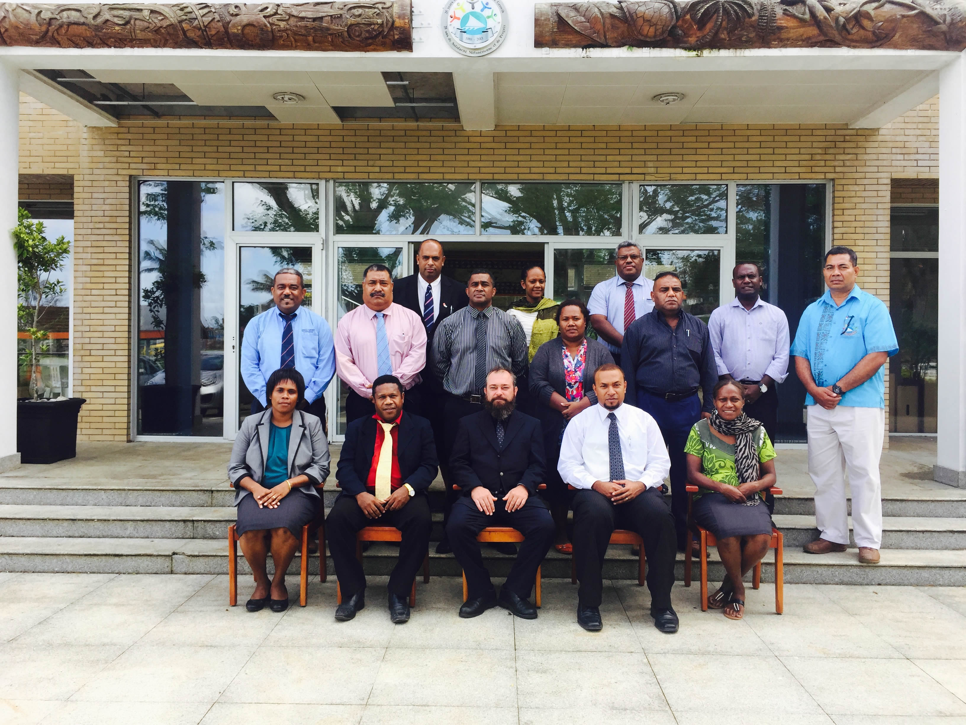 MSG Legal Experts meet to finalize key issues before MSG Leaders Summit