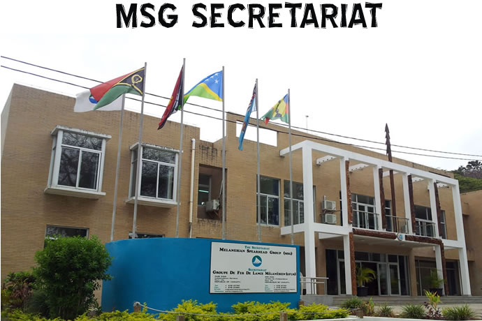 msg secretarriat